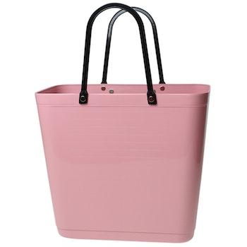 Cykelkorg Perstorp Dusty Pink, för pakethållaren