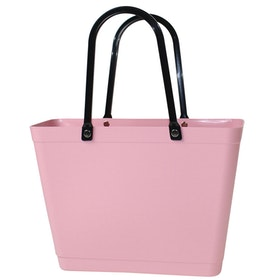 Väska Dusty Pink - Sweden Bag Liten - Green Plastic 55220
