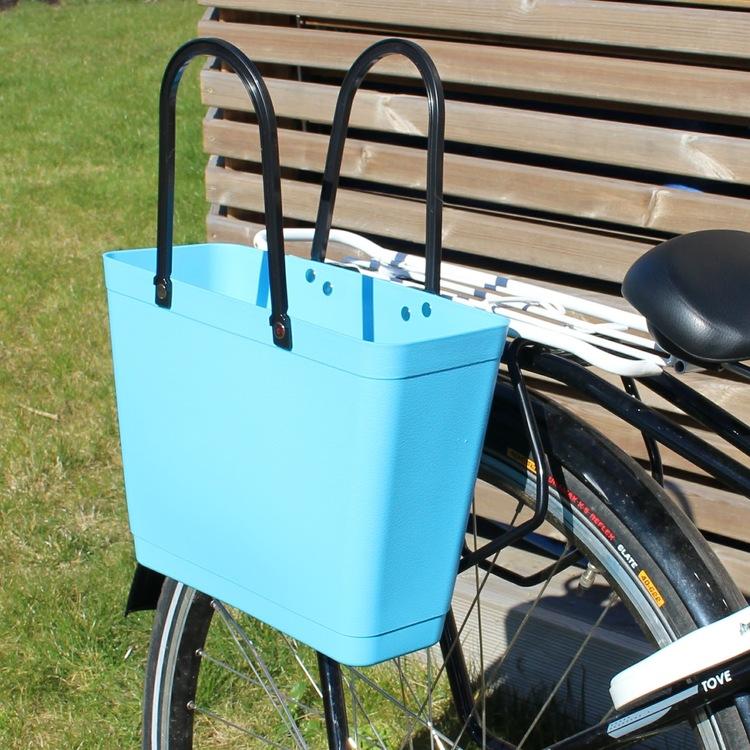 Cykelkorg Turkosblå - Barn 55510