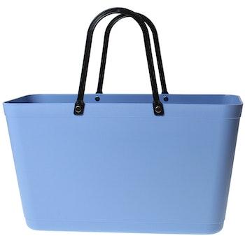 Väska Himmelsblå Sweden Bag - Stor - Green Plastic