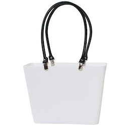 Sweden Bag - Small, with long leather handles