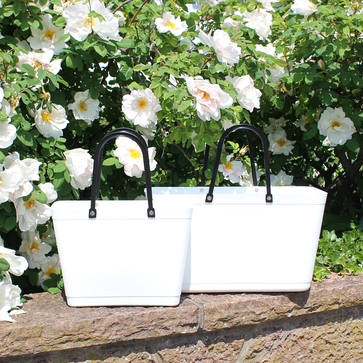 Väska Vit - Sweden Bag - Stor 55108