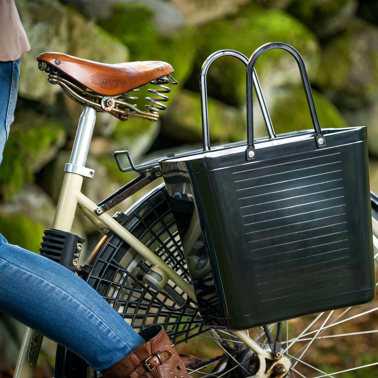 Cykelkorg Perstorp Svart, för pakethållaren 55301