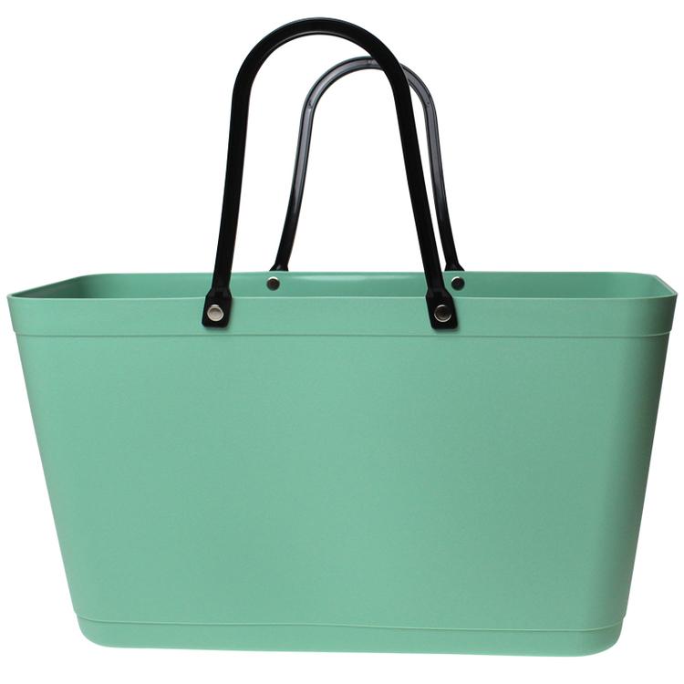 Väska Frostgrön Sweden Bag - Stor - Green Plastic 55129