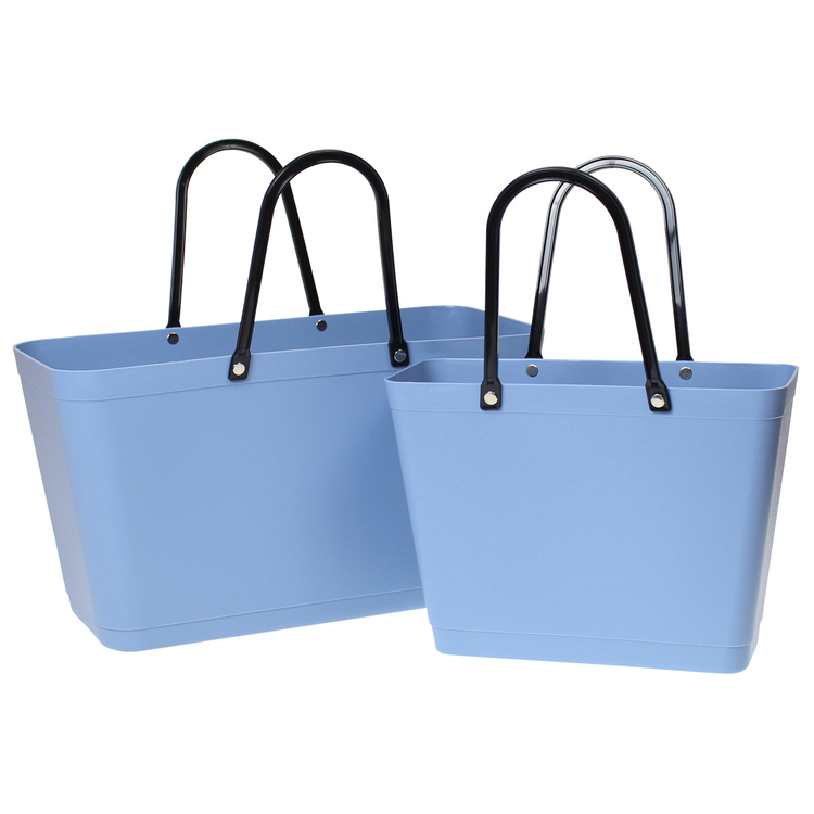 Tasche Himmelblau Sweden Bag - Groß 55125
