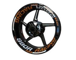 KTM 990 Super Duke Racing Wheel Stickers kit - Standard Design