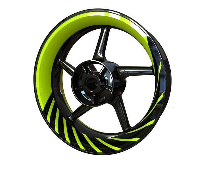 Twisted Spinners Wheel Graphics Premium (Front & Rear - Both Sides Included)