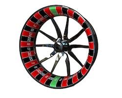 Roulette Wheel Stickers kit - Premium Design
