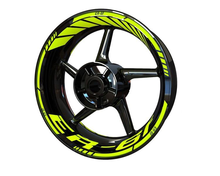 ER-6f Wheel Stickers Standard
