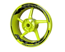 Yamaha MT-10 Wheel Stickers kit - Standard Design
