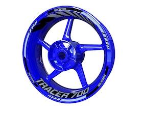 Tracer 700 - Rim Stickers Standard