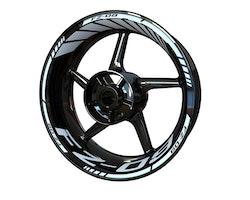 Yamaha FZ-09 Wheel Stickers kit - Standard Design