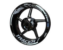 Yamaha Tracer 7 Wheel Stickers kit - Standard Design
