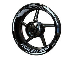 Yamaha Tracer 900 Wheel Stickers kit - Standard Design