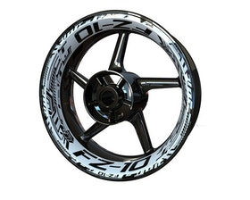 FZ-10 Wheel Graphics Premium (Front & Rear - Both Sides Included)
