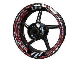 Rim Stickers Premium - Yamaha R1