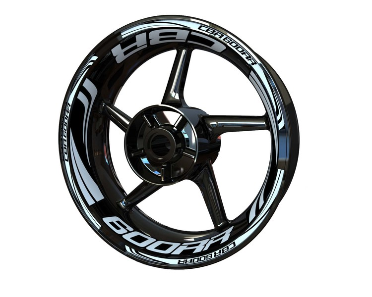 Rim Stickers Plus - HONDA CBR600RR