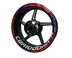 Honda CBR1000RR-R Wheel Stickers Standard