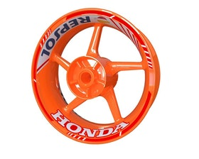Repsol MotoGP - Rim Stickers Standard