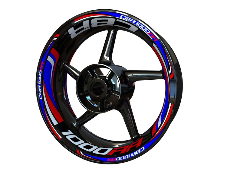 Rim Stickers Plus - HONDA CBR1000RR
