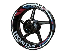 HRC Racing - Rim Stickers Standard