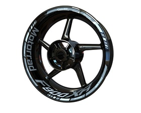 BMW F900XR Wheel Stickers Standard (Front & Rear - Both Sides Included)
