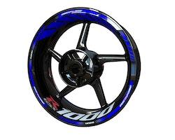 Suzuki GSX-R 1000 Wheel Stickers kit - Standard Design