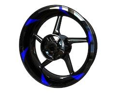 Blades Wheel Stickers kit - Premium Design