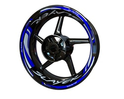 SLAYER Wheel Stickers kit - Plus Design