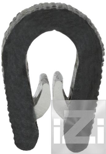 Kantlist med PVC kärna 0,8-1,5 mm