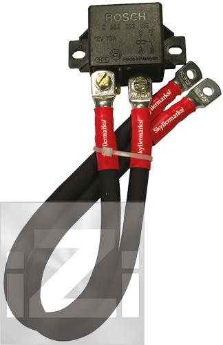 Skiljereläsats Skyllermarks Bosch