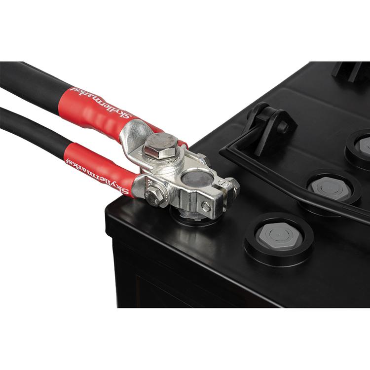 Polplint M10 35/120 mm² plus med kablar Skyllermarks