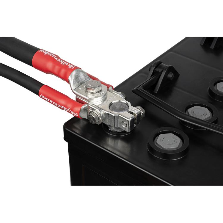 E0161 Polplint (L) 35/120 mm² plus med kablar Skyllermarks