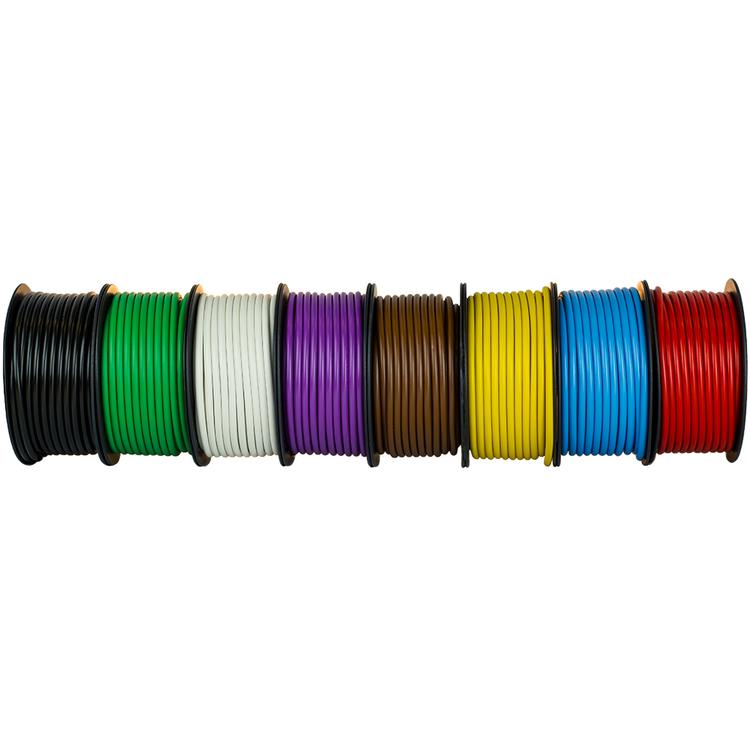 Minirulle Förtennad 0,75 mm² - 25 m Skyllermarks FK0980 / FK0990