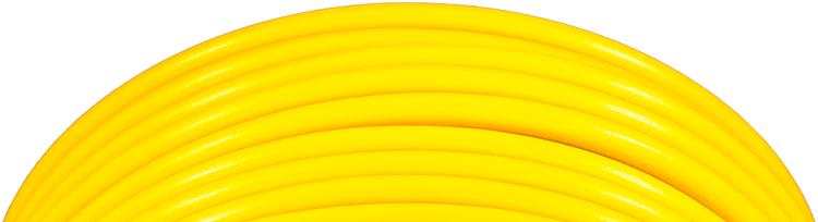Kabel förtennad gul 2,5 mm² Skyllermarks FK0204