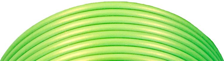 Kabel förtennad grön 2,5 mm² Skyllermarks FK0214