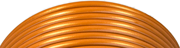 Kabel förtennad brun 2,5 mm² Skyllermarks FK0217