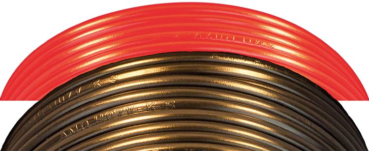 Kabel förtennad PVC 0,75 mm² Skyllermarks FK0160 FK0170