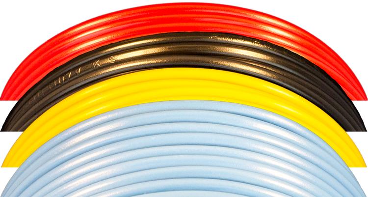 Kabel förtennad 4 mm² Skyllermarks FK0220 FK0230 FK0224 FK0227