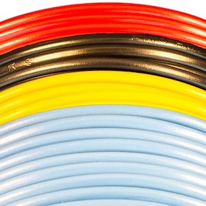 Kabel förtennad PVC 4 mm² Skyllermarks