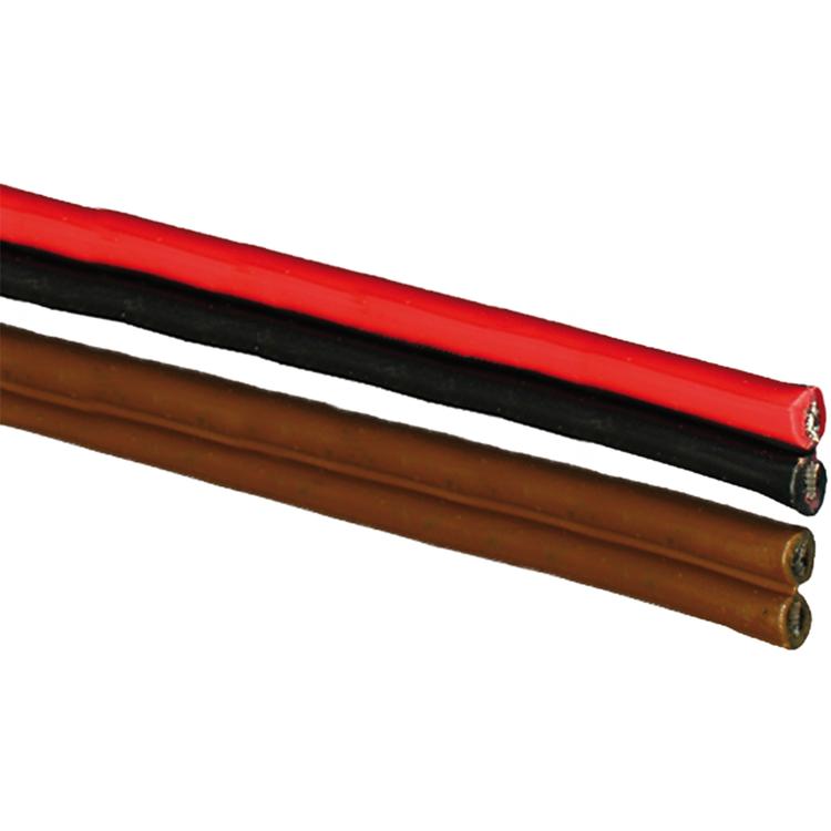 Kabel förtennad PVC tvåledad 2x1,5 mm² Skyllermarks FK2000 FK2020