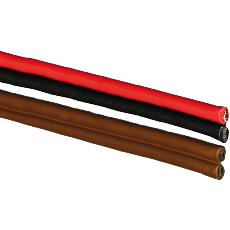 Kabel förtennad PVC tvåledad 2x2,5 mm² Skyllermarks FK2100 FK2120