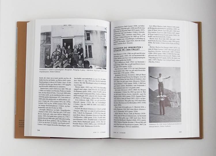 Gårdshistorie Bø, bind 3 (Malnes)