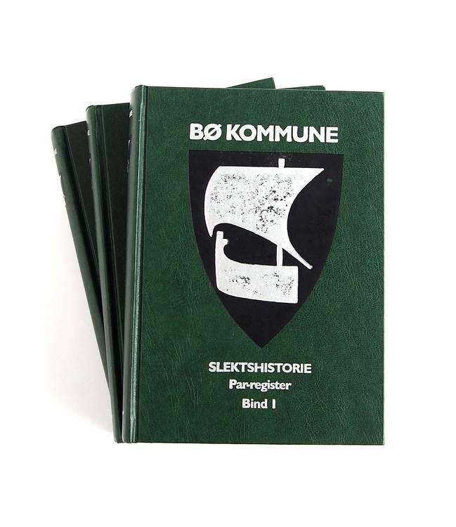 Slektshistorie i Bø