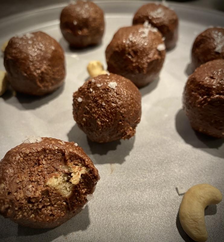 Chocolate brownie BOMBS