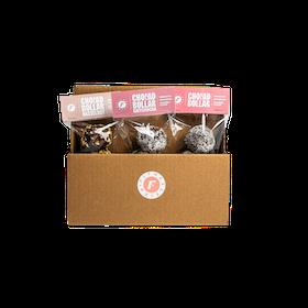 Prova-på-låda Chokladbollar