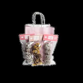 Gå-bort-present Chokladbollar