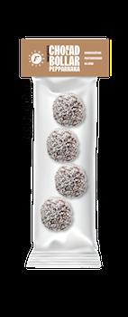 Chokladbollar Pepparkaka