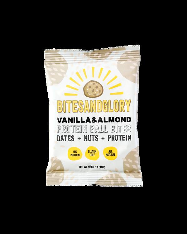 Proteinbollar Vanilj