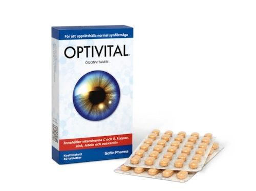 Optivital Ögonvitamin 1 pack
